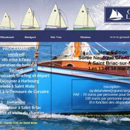 Régate Grand Largue mai 2017-Invitation